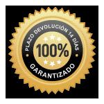 Garantía devolución 15 días 100% Garantizado