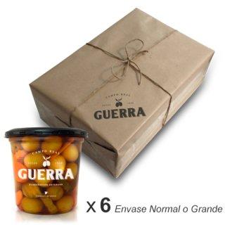 Aceitunas Gazpacha - Pack 6 x 500gr ó 1,4 Kg