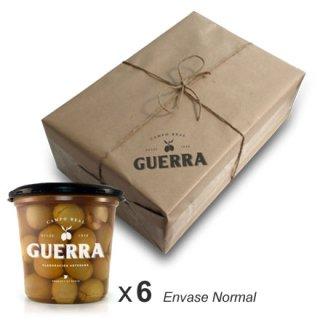 Aceitunas Malagueñas - Pack 6 x 500gr