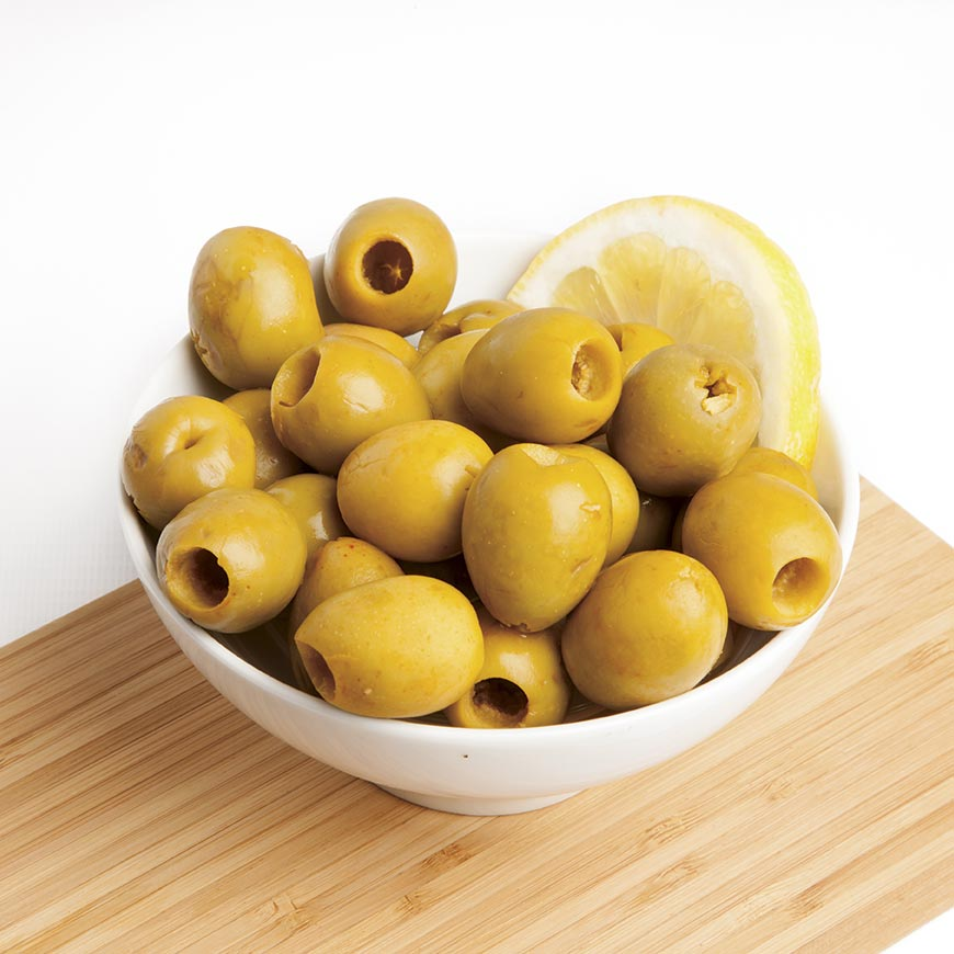 Seasoned Gordal Olives