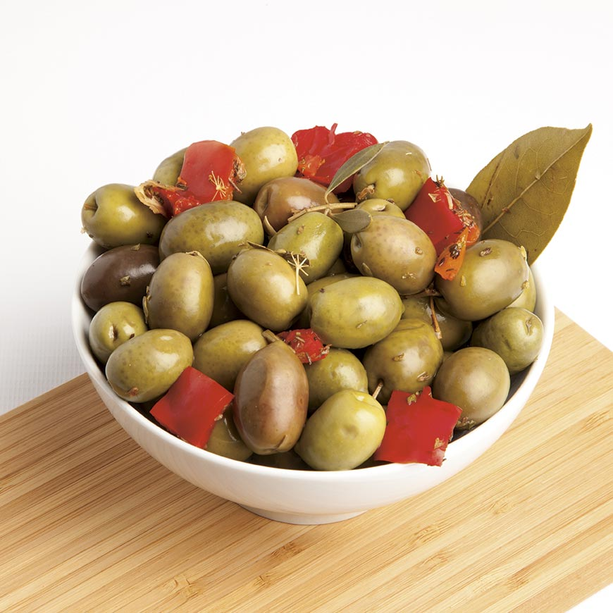 PICOLIMÓN Olives