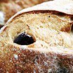 ¿Cómo sorprender con un pan de aceitunas negras?