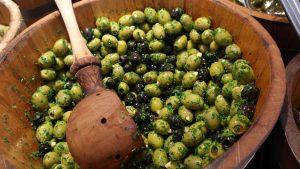 Cómo preparar aceitunas con sosa