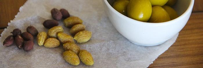 Los usos del hueso de la aceituna