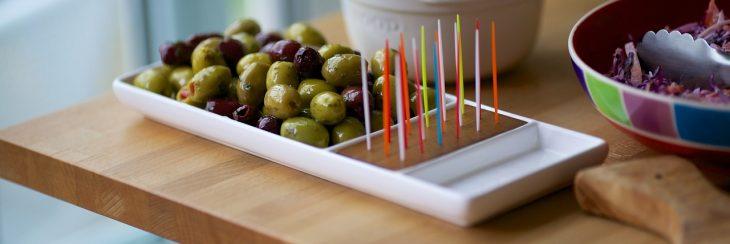 ¿Cuántas calorías tienen las aceitunas?