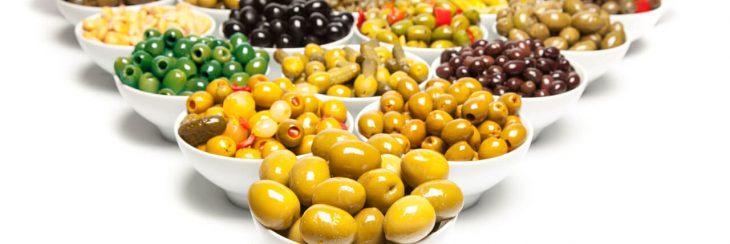 España, un país con una gran variedad de aceitunas