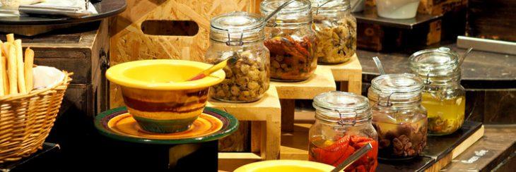 6 snacks de encurtidos saludables para la dieta