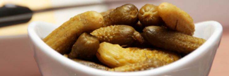 Pepinillo, un alimento rico en probióticos