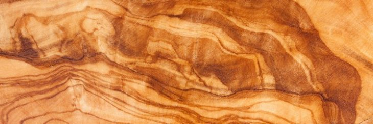 usos de la madera de olivo